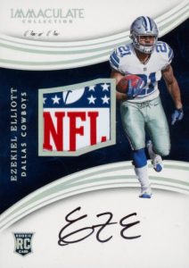 Top Ezekiel Elliott Rookie Cards 13