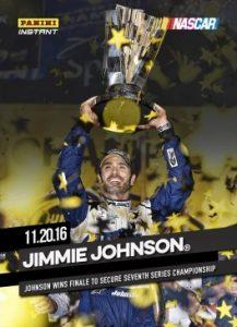 2016 Panini Instant NASCAR Racing Cards 23