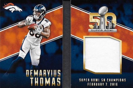 2016 Panini Preferred Football Cards - Checklist Added 29