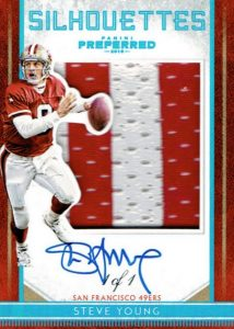 2016 Panini Preferred Football Cards - Checklist Added 21