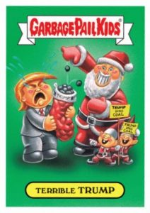 2016 Topps Garbage Pail Kids Christmas Cards 20