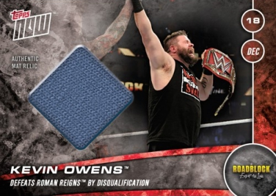 2016 Topps Now WWE Trading Cards 31