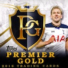 2016 Topps Premier Gold Soccer Cards - Product Review & Hit Gallery Added