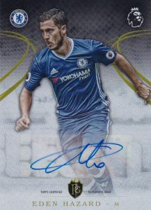 2016 Topps Premier Gold Soccer Cards - Product Review & Hit Gallery Added 23