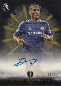 2016 Topps Premier Gold Soccer Cards - Product Review & Hit Gallery Added 27