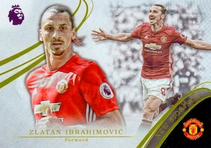 2016 Topps Premier Gold Soccer Cards - Product Review & Hit Gallery Added 30