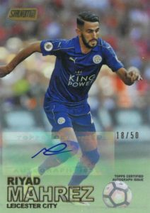 2016 Topps Stadium Club Premier League Soccer Cards 20