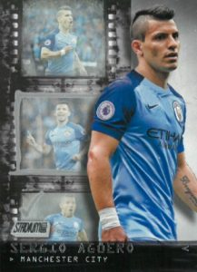 2016 Topps Stadium Club Premier League Soccer Cards 21