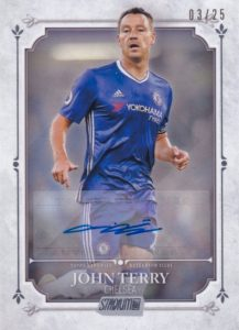2016 Topps Stadium Club Premier League Soccer Cards 27