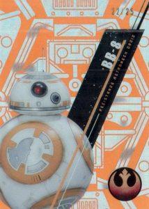 2016 Topps Star Wars High Tek Trading Cards 21