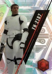 2016 Topps Star Wars High Tek Trading Cards 22