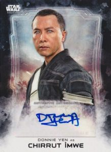 2016 Topps Star Wars Rogue One Series 1 Trading Cards 23