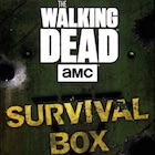 2016 Topps Walking Dead Survival Box Trading Cards