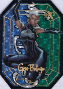 2016 Upper Deck Marvel Gems Trading Cards - Checklist Added 27