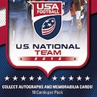 2016 Upper Deck USA Football Cards