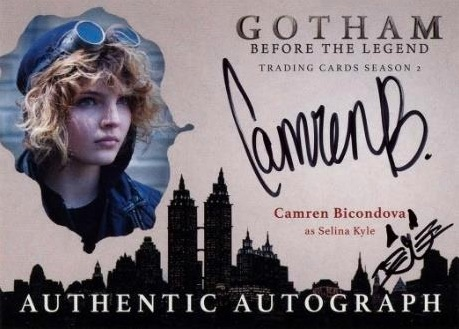 2017 Cryptozoic Gotham Season 2