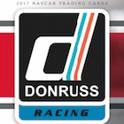 2017 Donruss NASCAR Racing Cards