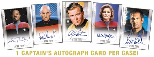 2017 Rittenhouse Star Trek 50th Anniversary Trading Cards 3