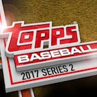2017 Topps Series 2 Baseball Cards