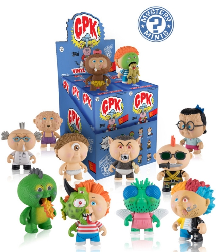 2016 Funko Garbage Pail Kids Mystery Minis Series 2 1