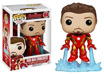 Ultimate Funko Pop Iron Man Figures Checklist and Gallery 9