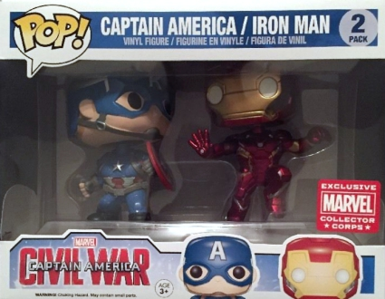 Ultimate Funko Pop Captain America Figures Checklist and Gallery 39