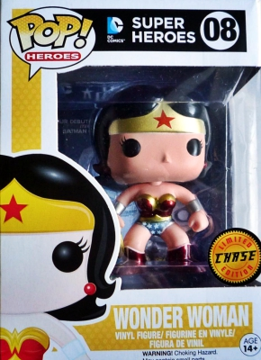 Ultimate Funko Pop Wonder Woman Figures Checklist and Gallery 6