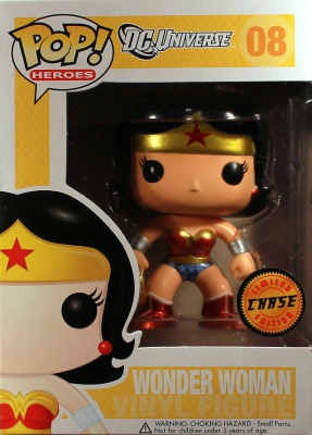 Ultimate Funko Pop Wonder Woman Figures Checklist and Gallery 2