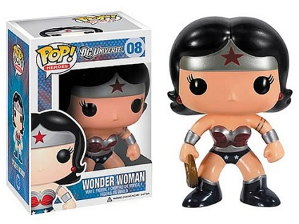 Ultimate Funko Pop Wonder Woman Figures Checklist and Gallery 4