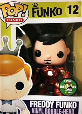 Ultimate Funko Pop Iron Man Figures Checklist and Gallery 39