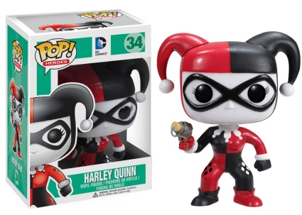 Ultimate Funko Pop Harley Quinn Figures Checklist and Gallery 1