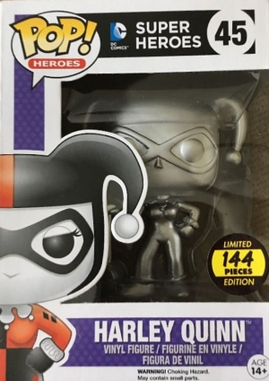 Ultimate Funko Pop Harley Quinn Figures Checklist and Gallery 10
