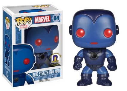 Ultimate Funko Pop Iron Man Figures Checklist and Gallery 2