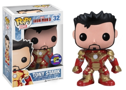 Ultimate Funko Pop Iron Man Figures Checklist and Gallery 6