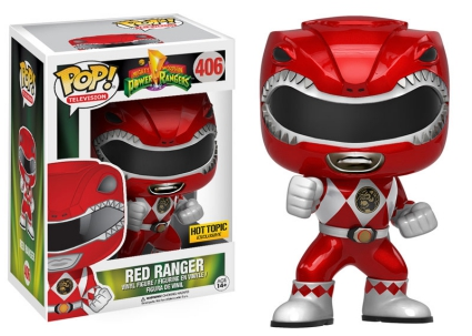 Ultimate Funko Pop Power Rangers Figures Gallery and Checklist 16