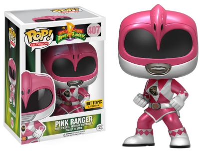 Ultimate Funko Pop Power Rangers Figures Gallery and Checklist 18