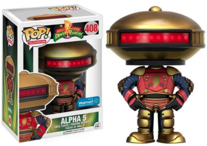 Ultimate Funko Pop Power Rangers Figures Gallery and Checklist 19