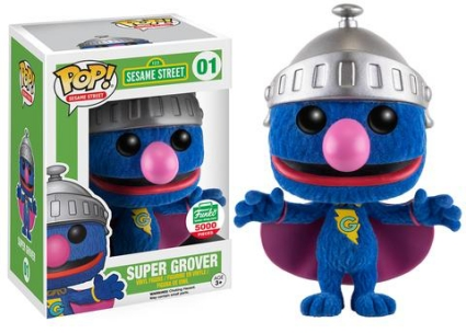 Funko Pop Sesame Street Vinyl Figures Guide and Gallery 23