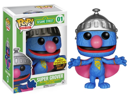 Funko Pop Sesame Street Vinyl Figures Guide and Gallery 22