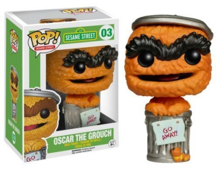 Funko Pop Sesame Street Vinyl Figures Guide and Gallery 29