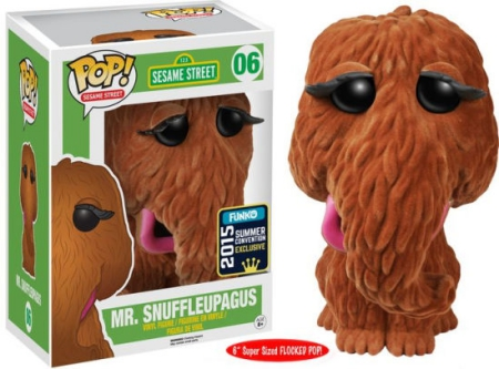 Funko Pop Sesame Street Vinyl Figures Guide and Gallery 38
