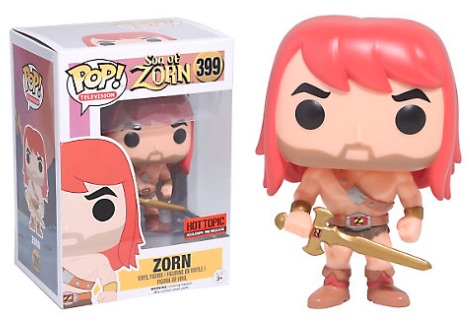 2016 Funko Pop Son of Zorn Vinyl Figures 25