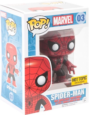 Ultimate Funko Pop Spider-Man Figures Checklist and Gallery 4