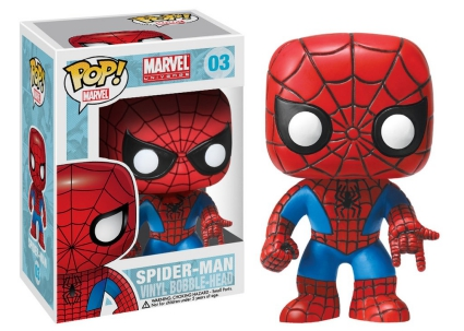 Ultimate Funko Pop Spider-Man Figures Checklist and Gallery 1