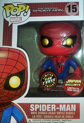 Ultimate Funko Pop Spider-Man Figures Checklist and Gallery 8