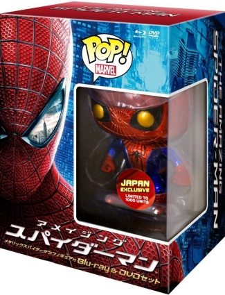 Ultimate Funko Pop Spider-Man Figures Checklist and Gallery 9