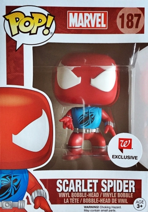 Ultimate Funko Pop Spider-Man Figures Checklist and Gallery 19