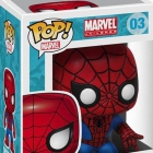 Ultimate Funko Pop Spider-Man Figures Checklist and Gallery