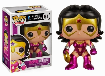 Ultimate Funko Pop Wonder Woman Figures Checklist and Gallery 9