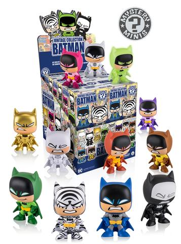 Funko Vintage Collection Batman Mystery Minis